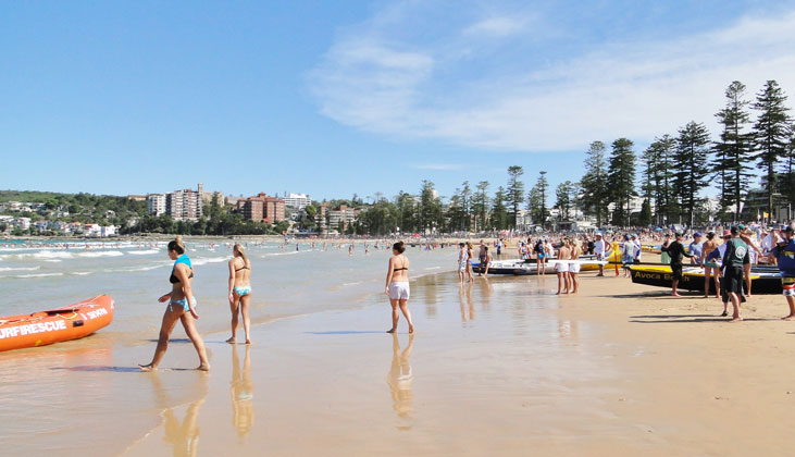 Accommodation Manly Beach